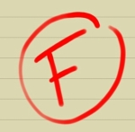 """When F means """"Flying Colors"""" not """"Failure"""""""