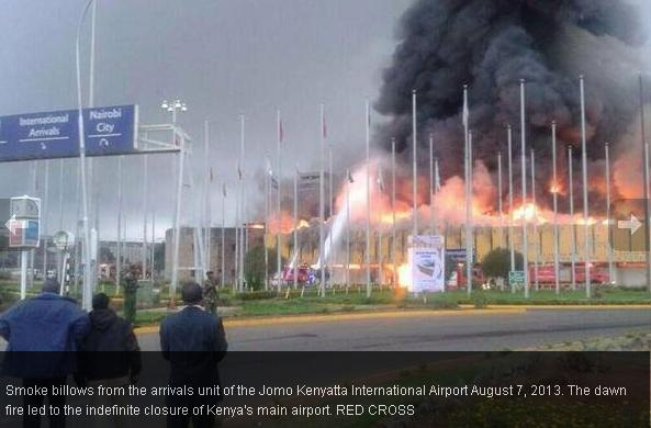 jkia fire (c) www.nation.co.ke