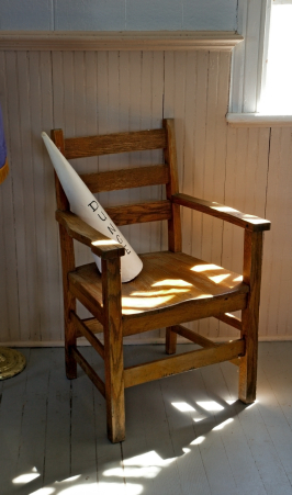 Dunce's Chair
